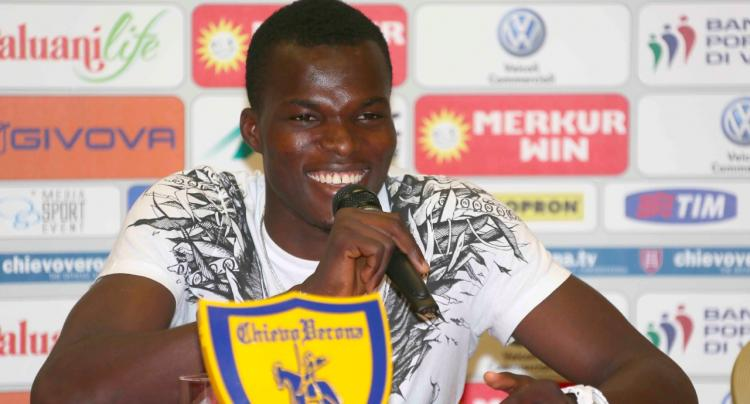 Ghana midfielder Isaac Cofie linked with Chievo exit