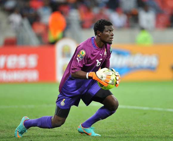 Dauda not yet Ghana's no.1 goalkeeper - Appiah