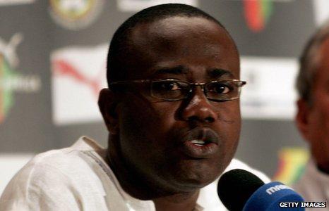 Ghana FA boss Nyantakyi wants Nations Cup shifted to June