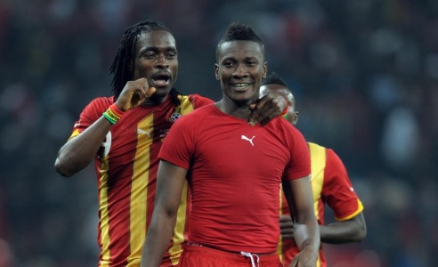 Africa Cup of Nations 2013 - Group B; Ghana, DR Congo, Niger