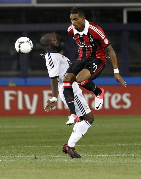 AC Milan could use Boateng as lure in Balotelli move