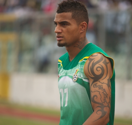 AC Milan say Kevin-Prince Boateng is not for sale