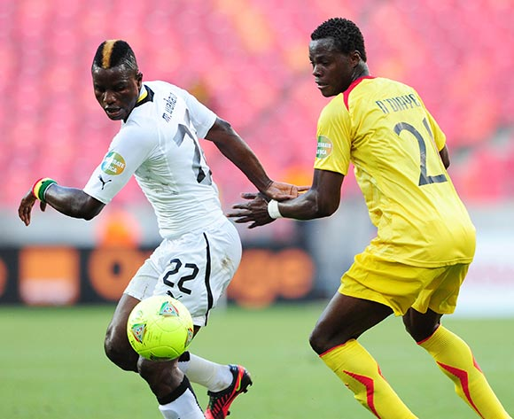 Adomah mourns Wakaso loss for final AFCON match