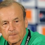 Niger coach Rohr tips Ghana to win 2013 AFCON after thrashing