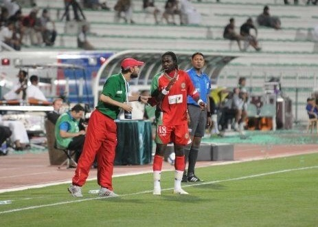 Tagoe's league debut for Ettifaq delayed over late ITC arrival