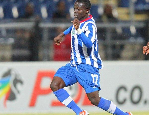 Ghana U-20 star Sarfo-Gyamfi scores again for Maritzburg