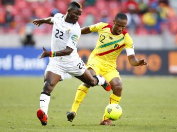 Wakaso outshines Keita in Ghana win over Mali