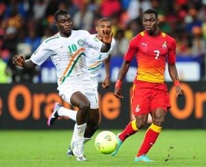Ghana coach Kwesi Appiah has been handed a selection headache ahead of the match against Cape Verde following the return of midfielder Mubarak Wakaso.