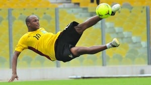 Odartey Lamptey questions decision to axe Andre Ayew from Ghana's AFCON squad