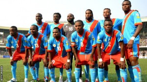 DR Congo players have been refusing to train for the African Nations Cup as they continue a sit-in over money while coach Claude Le Roy has reportedly threatened to quit on the eve of the finals in South Africa.