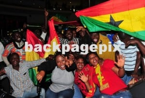 Video: Ghana women's supporters ready for 2013 AFCON