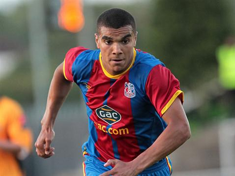Crystal Palace's Ghanaian striker Kwesi Appiah is training with English side Yeovil, manager Gary Johnson has confirmed.