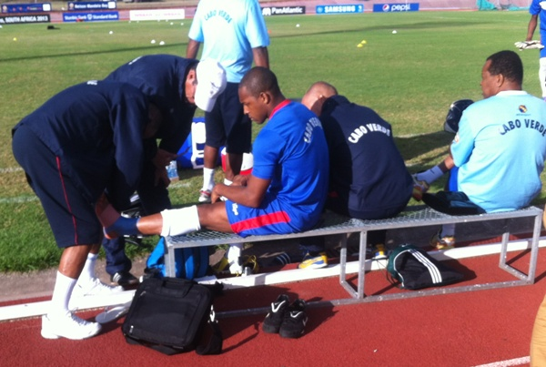 Cape Verde with injury concerns ahead of Ghana clash