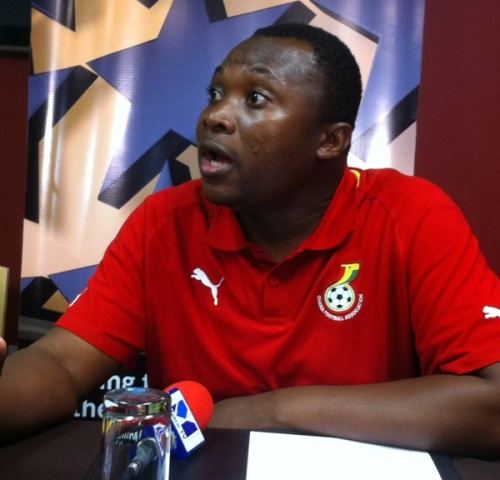 We must get it right against Sudan - Ghana FA spokesman Daara