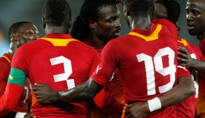 Ghana and Burkina Faso will meet in the semi-finals of the 2013 Africa Cup of Nations on Wednesday in the tournament in South Africa.