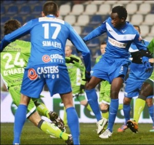 Kumordzi optimistic about Genk Europa chances