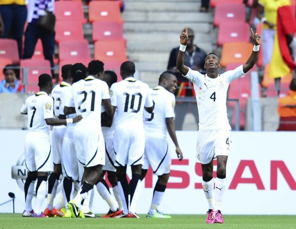 Report on Ghana's failed bid at 2013 Nations Cup