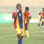 Hearts captain Otoo pledges improved form in second round