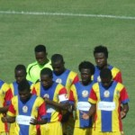 Hearts fall to Black Satellites in friendly