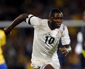 Kwadwo Asamoah: Winning the AFCON bronze medal for Ghana fans