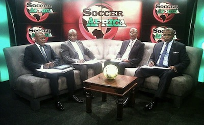 South African continental broadcaster Supersport have slapped controversial Ivorian football analyst Mamadou Gaye with an indefinite suspension over some bizarre and libelous statements.