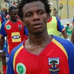 Obed Ansah racing to be fit for Faisal clash