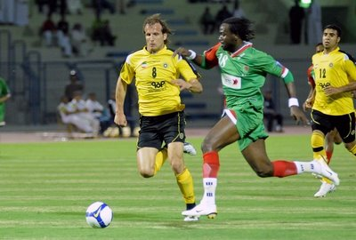 Prince Tagoe tastes defeat in Ettifaq's Champions League opener