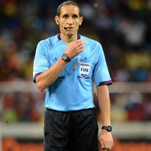 Tunisian referee Slim Jedidi has angrily lashed out as suggestions that he was bribed by Ghana at the 2013 Africa Cup of Nations insisting he has not been suspended by CAF.