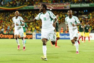 In a rematch of January's Group C opener, Nigeria and Burkina Faso will face off for all the marbles in the 2013 Africa Cup of Nations final on Sunday in South Africa.