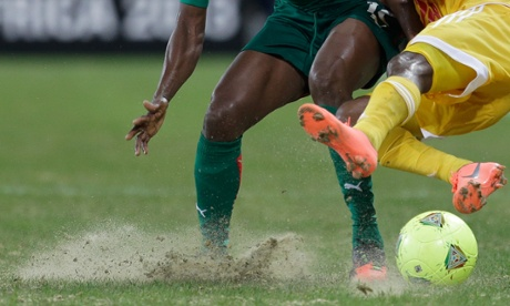 Africa Cup of Nations organisers have given the go-ahead for Ghana's semi-final clash with Burkina Faso to be played in Nelspruit, despite the condition of the pitch.