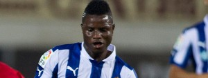 Ghana midfielder Mubarak Wakaso is facing a huge fine from Spanish club Espanyol after failing to arrive join the club five days after Africa Cup of Nations.