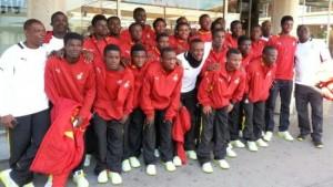 Ghana U20 team fit to face Benin