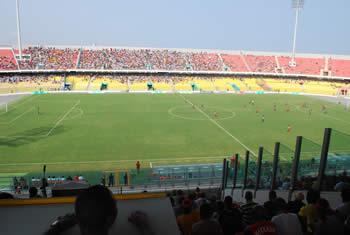 Ghana government budgets to renovate Kumasi and Accra Stadia