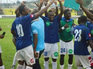 Aduana Stars emerged victorious over Edubiase