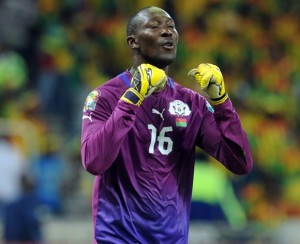 Burkinabe shot-stopper Soulama Abdoulaye is unsure over Kotoko future