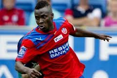 Ghana new boy David Accam