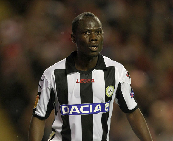 Agyemang-Badu excels in Udinese's draw with Roma