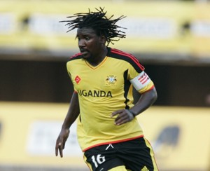 Hassan Wasswa in Uganda squad to travel to Ghana for camping