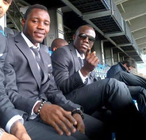 Kwadwo Asamoah and Emmanuel Agyemang-Badu are likely to be on the same flight to Italy