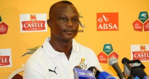 Kwesi Appiah insists he's not bothered by the absence of Atsu