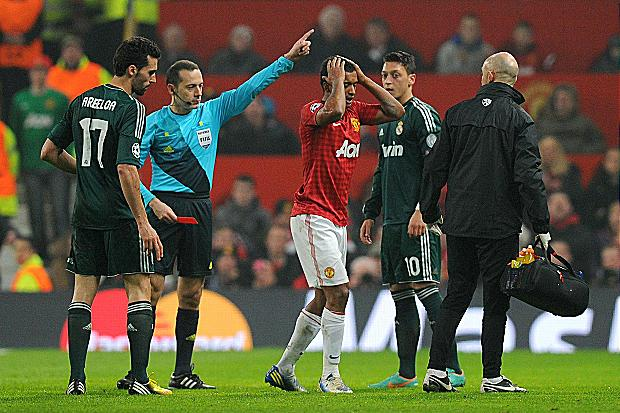 Opinion: Ghanaians view on referee's performance in Madrid's controversial win over United