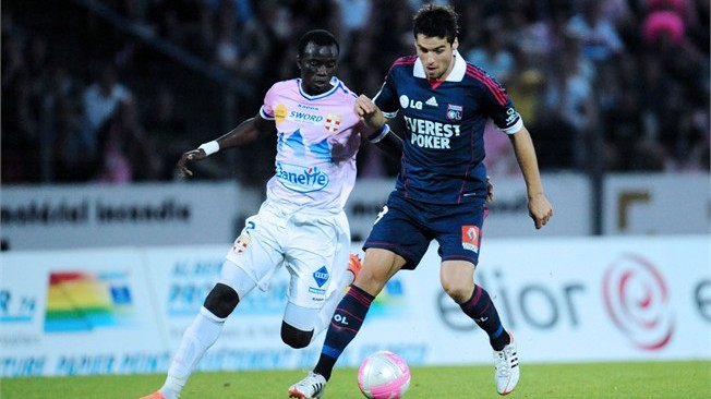 Ghana midfielder Rabiu in Evian squad to face Sochaux