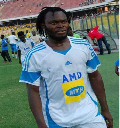 Amidaus' star man denies being bribed by Berekum Chelsea President