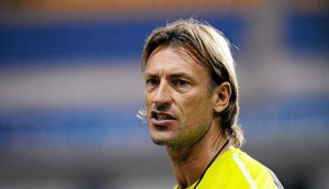 Zambia coach Herve Renard has dropped Felix Katongo from his squad to face Lesotho in this month's World Cup qualifier, seeking to edge past Ghana to reach the tournament in Brazil.