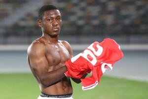 Abdul Majeed Waris came off the bench to help Spartak Moscow win 2-0