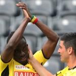 Watch: Samuel Afum's first Swiss Super League goal for Young Boys