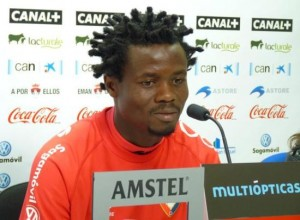 Anthony Annan has been out for the past three months with an ankle problem