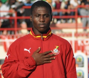 Ebenezer Assifuah scored three goals at the African U20 Championship.