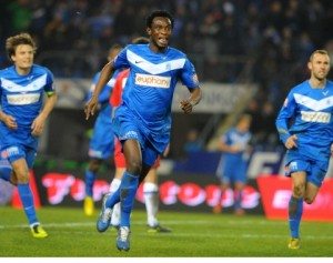 Bennard Kumordzi has been impressive for Genk