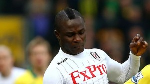 Black Stars midfielder Emmanuel Frimpong came off the bench to play for Fulham who lost at Newcastle United